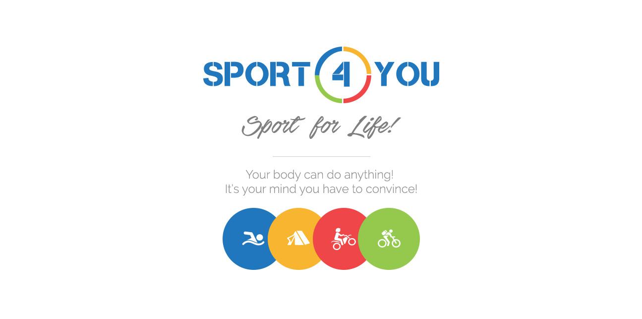 Branding Sport4You.ro