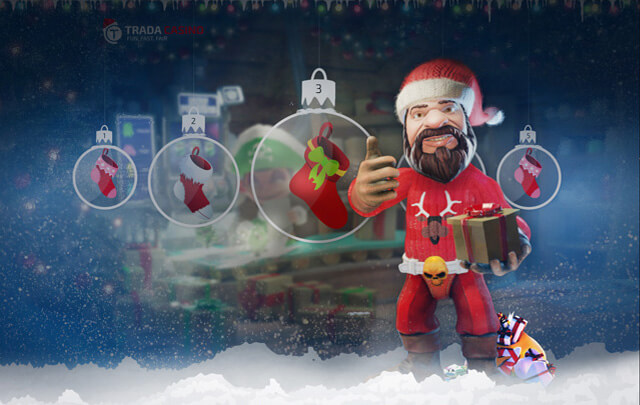 Christmas Calendar Web Design