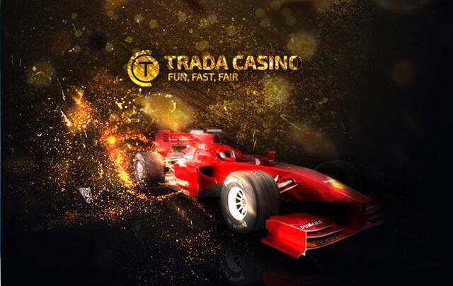 Rebranding - Web Design - TradaCasino.com