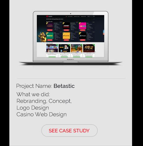 Web Design - betastic.com