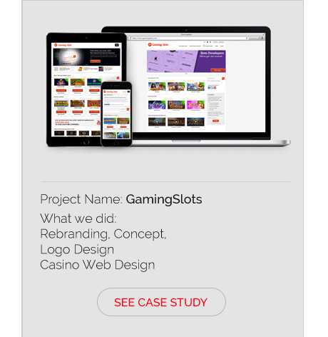 Web Design - gamingslots.com