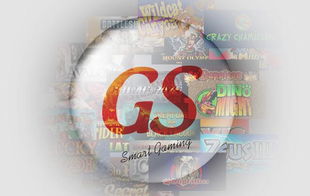 logo design - concept - gamingslots.com