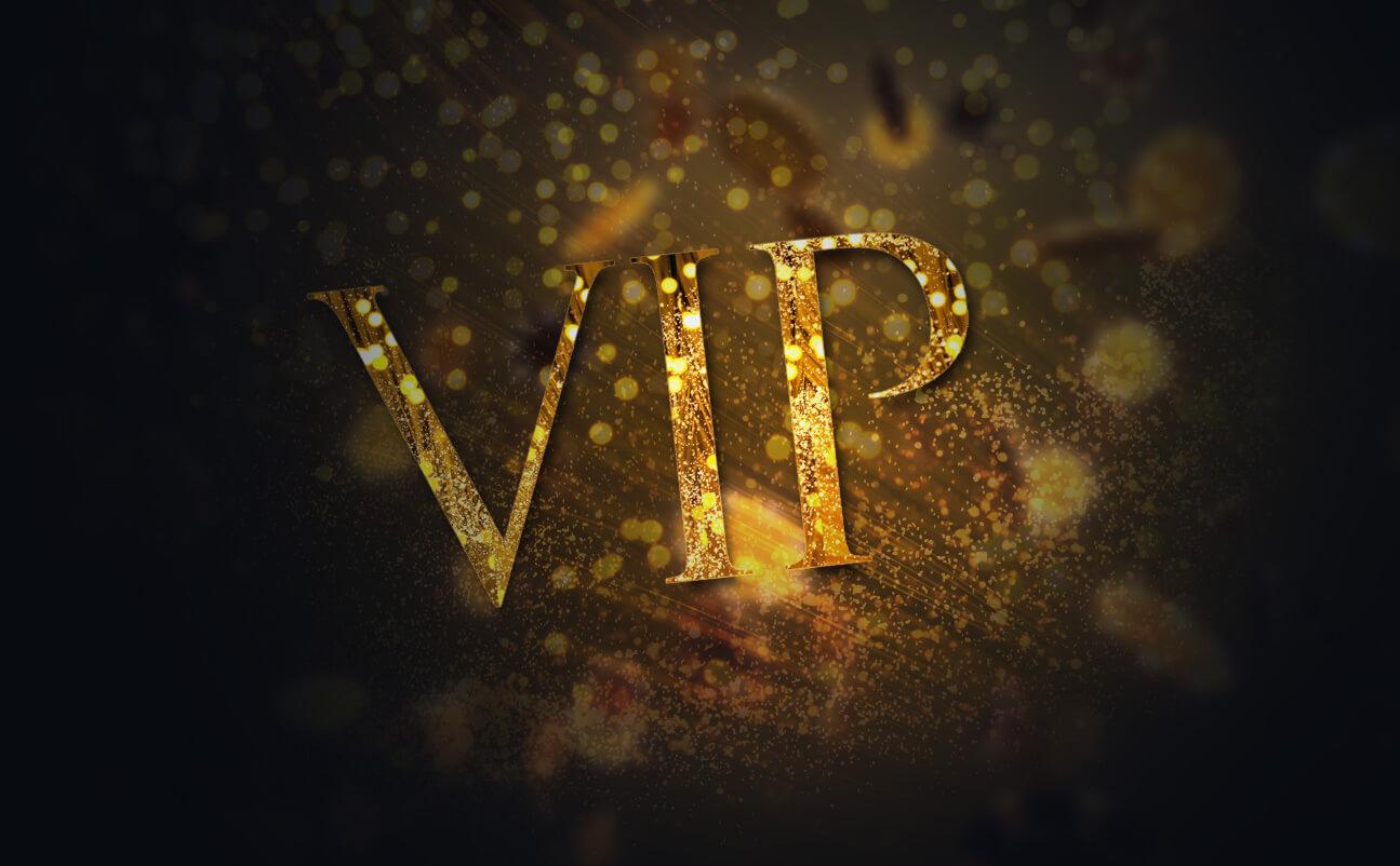 Logo Design - VIP Landing Page